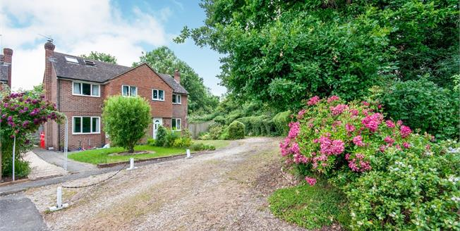 Asking Price £375,000, 3 Bedroom Semi Detached House For Sale in Laughton, BN8