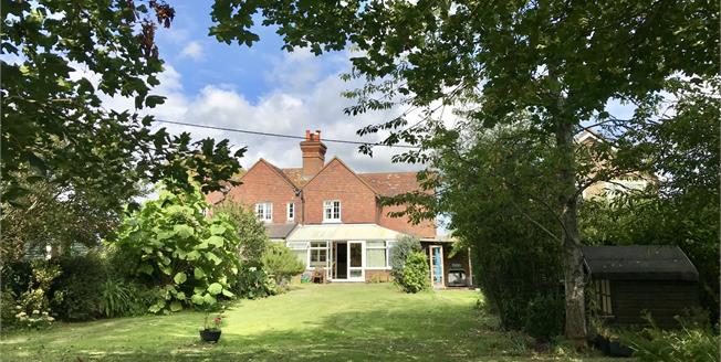Asking Price £575,000, 2 Bedroom Semi Detached House For Sale in Ripe, BN8