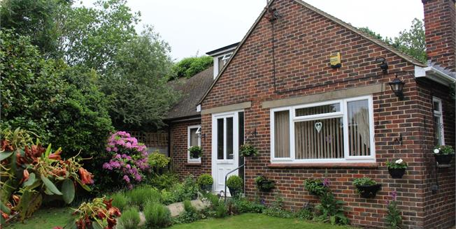 Offers in excess of £325,000, 3 Bedroom Detached Bungalow For Sale in Hastings, TN34