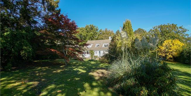 Asking Price £565,000, 4 Bedroom Detached Bungalow For Sale in East Sussex, TN32