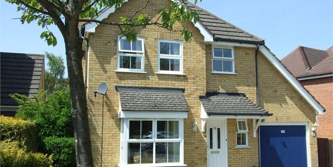 Offers in excess of £395,000, 3 Bedroom Detached House For Sale in Flimwell, TN5