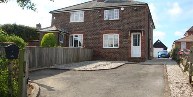 Asking Price £360,000, 2 Bedroom Semi Detached House For Sale in Flimwell, TN5