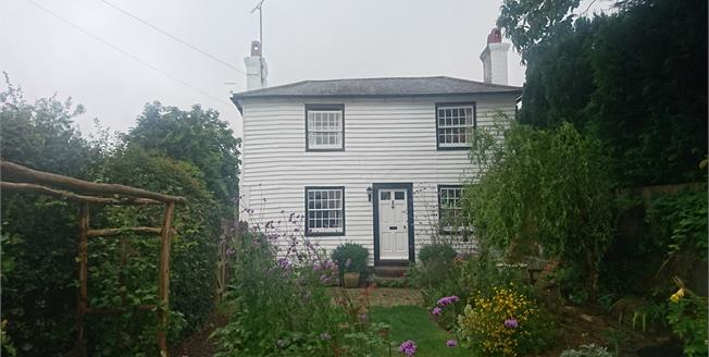 Asking Price £475,000, 3 Bedroom Detached Cottage For Sale in Ticehurst, TN5