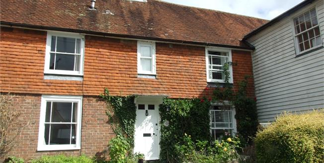 Offers in the region of £580,000, 4 Bedroom Terraced Cottage For Sale in Ticehurst, TN5