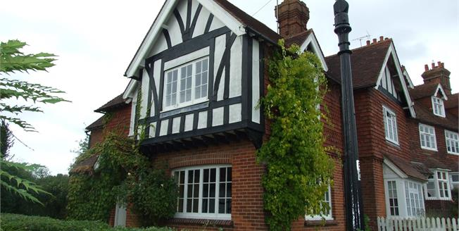 Asking Price £550,000, 3 Bedroom Semi Detached Cottage For Sale in Ticehurst, TN5