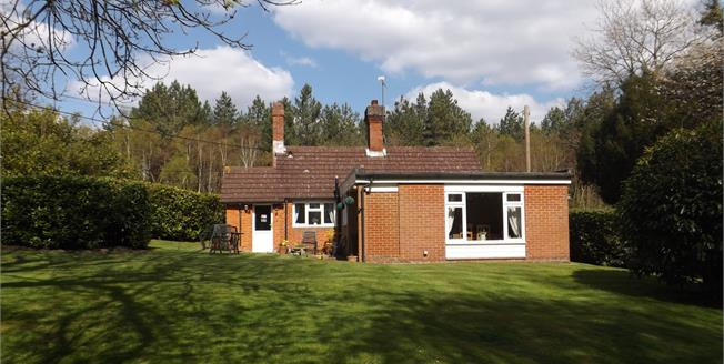 Asking Price £500,000, 3 Bedroom Detached Bungalow For Sale in Tonbridge, TN11