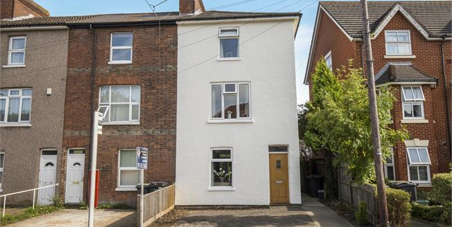 Guide Price £350,000, 3 Bedroom End of Terrace House For Sale in Tonbridge, TN9