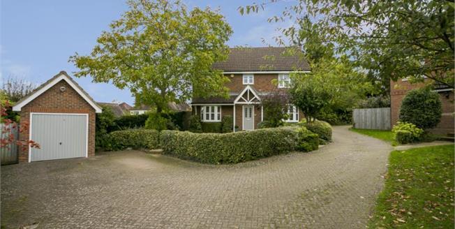 Offers in the region of £825,000, 4 Bedroom Detached House For Sale in Tonbridge, TN9