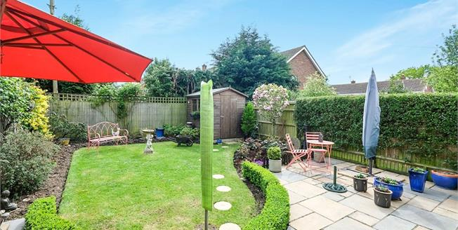 Guide Price £395,000, 4 Bedroom Semi Detached House For Sale in Tonbridge, TN10