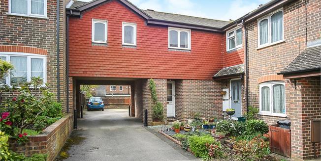 Offers Over £230,000, 1 Bedroom Terraced House For Sale in Tonbridge, TN9