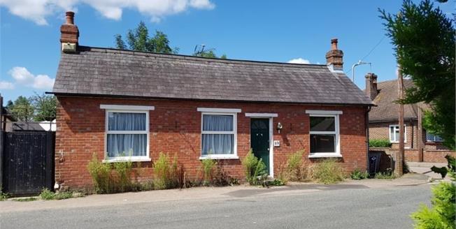 Asking Price £235,000, 2 Bedroom Detached Bungalow For Sale in Hadlow, TN11