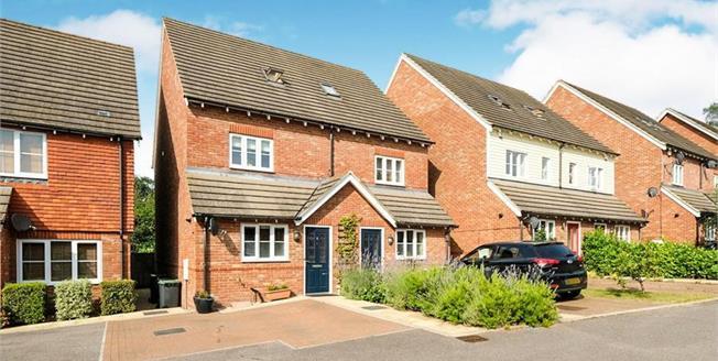 Offers Over £425,000, 3 Bedroom Semi Detached House For Sale in Tonbridge, TN10