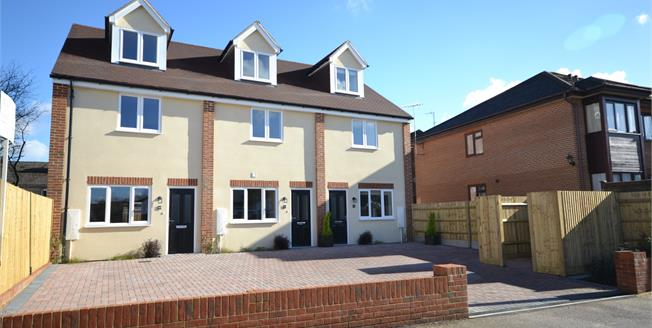 Guide Price £400,000, 3 Bedroom End of Terrace House For Sale in Tunbridge Wells, TN4