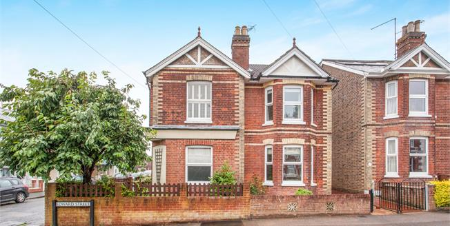Asking Price £445,000, 4 Bedroom Semi Detached House For Sale in Tunbridge Wells, TN4