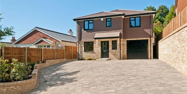 Asking Price £600,000, 4 Bedroom Detached House For Sale in Tunbridge Wells, TN2