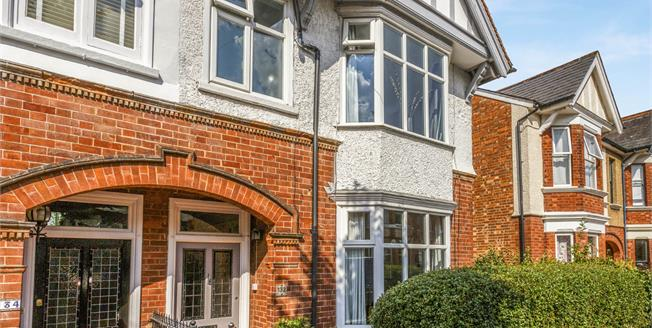 Offers Over £635,000, 4 Bedroom Semi Detached House For Sale in Tunbridge Wells, TN4