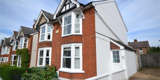 Guide Price £350,000, 2 Bedroom Semi Detached House For Sale in Langton Green, TN3