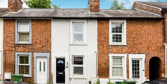 Guide Price £280,000, 2 Bedroom Terraced House For Sale in Tunbridge Wells, TN1