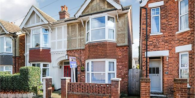 Guide Price £475,000, 3 Bedroom Semi Detached House For Sale in Tunbridge Wells, TN4