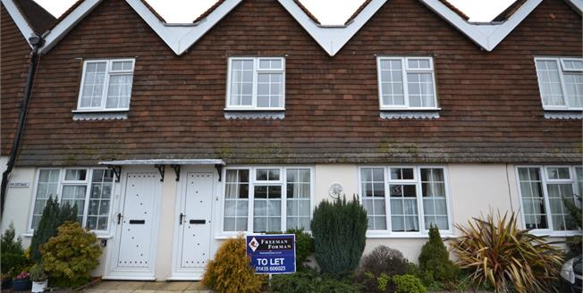 Guide Price £275,000, 3 Bedroom Terraced House For Sale in Mayfield, TN20