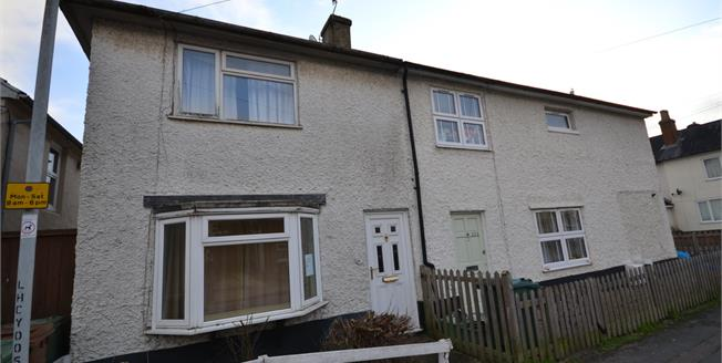 Offers Over £230,000, 2 Bedroom End of Terrace House For Sale in Tunbridge Wells, TN4