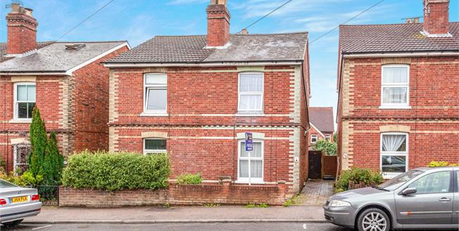 Guide Price £290,000, 2 Bedroom Semi Detached House For Sale in Tunbridge Wells, TN4