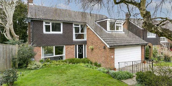 Guide Price £725,000, 4 Bedroom Detached House For Sale in Tunbridge Wells, TN4