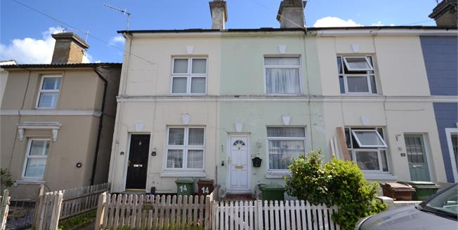 Asking Price £250,000, 2 Bedroom Terraced House For Sale in Tunbridge Wells, TN1