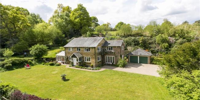 Guide Price £1,000,000, 5 Bedroom Detached House For Sale in Tunbridge Wells, TN3