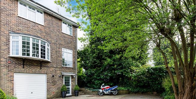 Guide Price £575,000, 4 Bedroom End of Terrace House For Sale in Tunbridge Wells, TN2