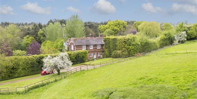 Asking Price £900,000, 5 Bedroom Semi Detached House For Sale in Pembury, TN2