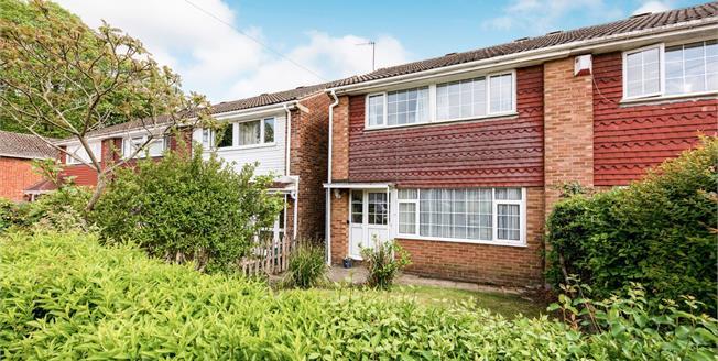Asking Price £350,000, 3 Bedroom Semi Detached House For Sale in Tunbridge Wells, TN1