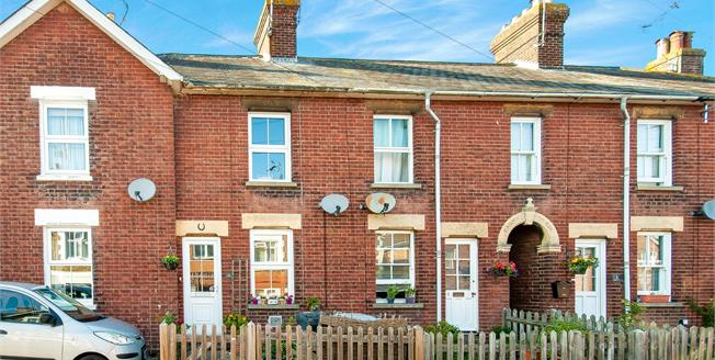 Guide Price £250,000, 2 Bedroom Terraced House For Sale in Crowborough, TN6