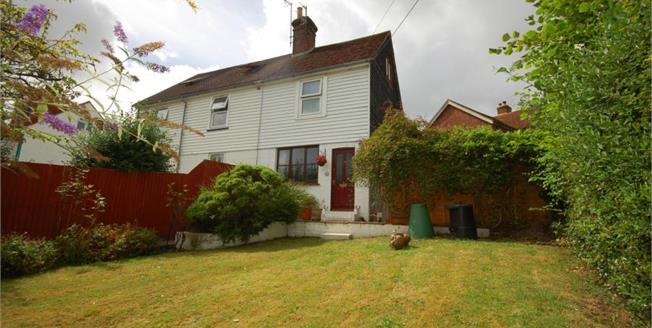 Asking Price £310,000, 3 Bedroom Semi Detached House For Sale in Uckfield, TN22