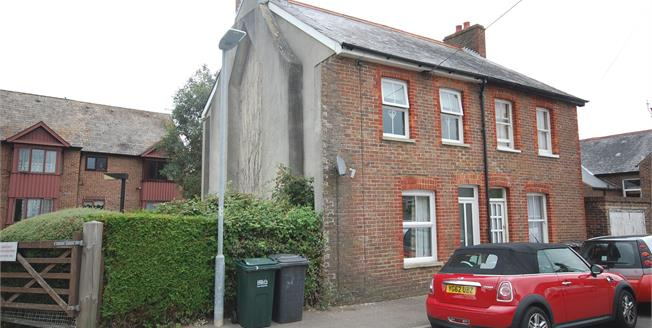 Asking Price £235,000, 2 Bedroom Semi Detached House For Sale in Uckfield, TN22