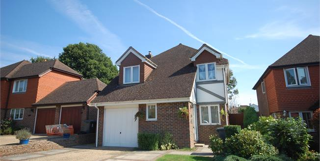 Asking Price £450,000, 3 Bedroom Detached House For Sale in Maresfield, TN22