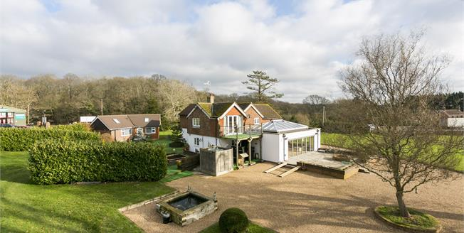 Asking Price £850,000, 5 Bedroom Detached House For Sale in Holmes Hill, BN8