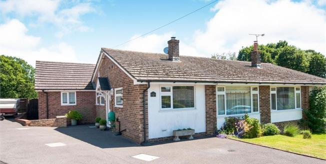 £400,000, 3 Bedroom Semi Detached Bungalow For Sale in East Hoathly, BN8