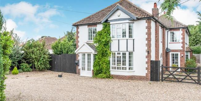£460,000, 4 Bedroom Detached House For Sale in Watton, IP25