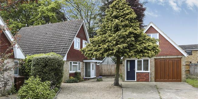 Guide Price £260,000, 4 Bedroom Detached House For Sale in Watton, IP25
