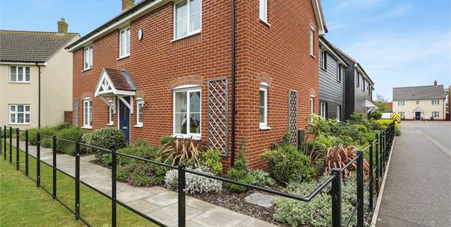 Offers in excess of £280,000, 4 Bedroom Detached House For Sale in Watton, IP25