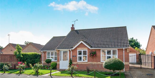 Guide Price £270,000, 3 Bedroom Detached Bungalow For Sale in Watton, IP25