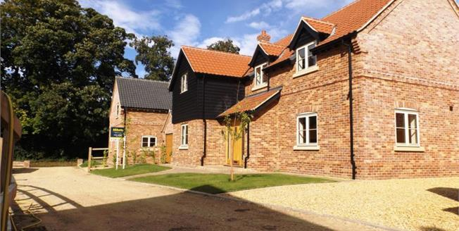 Offers in excess of £400,000, 4 Bedroom Detached House For Sale in Holme Hale, IP25