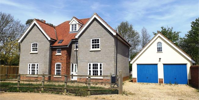 Asking Price £275,000, 6 Bedroom Detached House For Sale in Griston, IP25