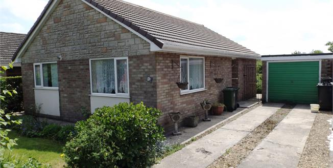 Guide Price £170,000, 2 Bedroom Detached Bungalow For Sale in Ashill, IP25