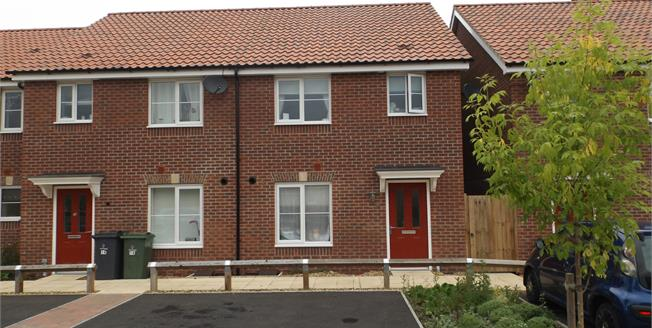 Offers in excess of £160,000, 3 Bedroom End of Terrace House For Sale in Carbrooke, IP25