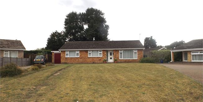 Offers in excess of £250,000, 3 Bedroom Detached Bungalow For Sale in Thetford, IP24