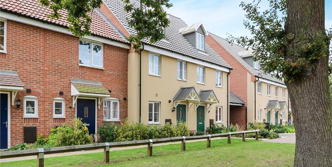 Offers in excess of £170,000, 3 Bedroom Semi Detached House For Sale in Thetford, IP25