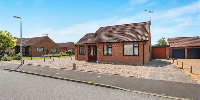 Offers in excess of £190,000, 3 Bedroom Detached Bungalow For Sale in Watton, IP25