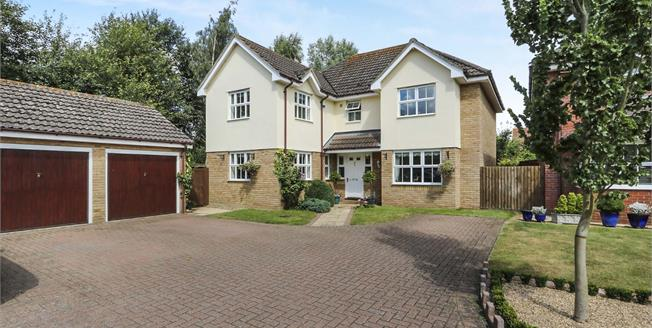 Asking Price £400,000, 5 Bedroom Detached House For Sale in Thetford, IP24